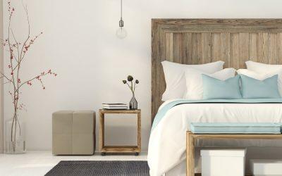 Tips til valg af natbord eller sengebord til dit soverum