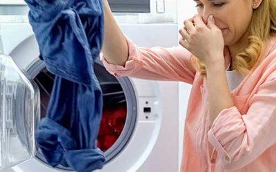 Vaskemaskine lugter – hvordan fjernes lugt?
