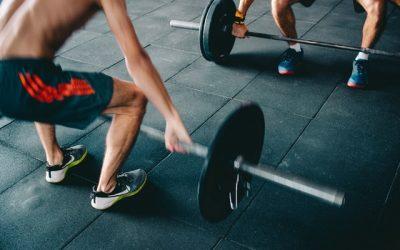 Styrk dine armmuskler med håndvægte